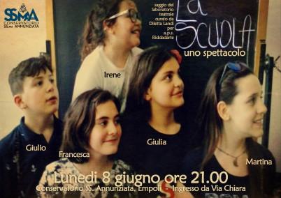 La scuola- saggio 2015